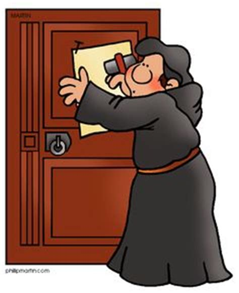 Martin Luthers 95 Theses - Religion - AllAboutReligionorg